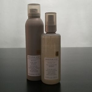 Other - Kristin Ess styling products